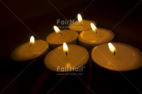 Fair Trade Photo Candle, Christmas, Colour image, Condolence/Sympathy, Flame, Horizontal, Indoor, Peru, South America, Studio, Thinking of you