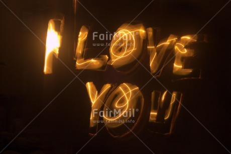 Fair Trade Photo Artistique, Horizontal, Letter, Light, Love, Night, Outdoor, Peru, South America