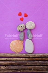 Fair Trade Photo Activity, Colour image, Couple, Heart, Kissing, Love, Peru, Purple, Rock, South America, Thinking of you, Valentines day, Vertical, Wedding