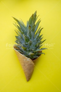 Fair Trade Photo Activity, Adjective, Colour, Colour image, Colourful, Cone, Dreaming, Dreams, Emotions, Food, Food and alimentation, Fresh, Fruit, Happiness, Peru, Pineapple, Place, Seasons, South America, Summer, Yellow