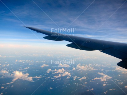 Fair Trade Photo Activity, Airplane, Clouds, Europe, Flying, Good trip, Horizontal, Scenic, Sky, Travel