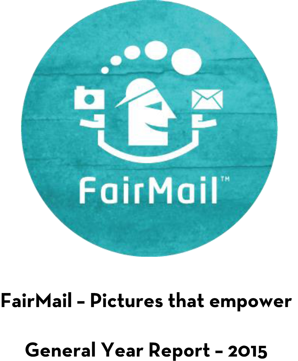 FairMail Year Report 2015