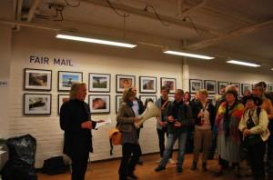 FairMail Photo exhibition at Nordic Light