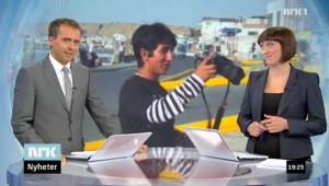 FairMail on Norwegian Television!