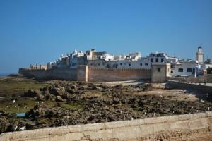 The beautiful city of Essaouira