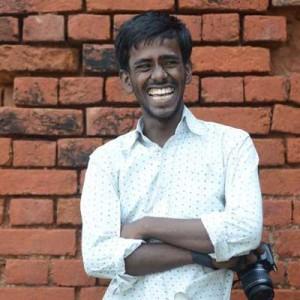 FairMail India photographer Dhiraj