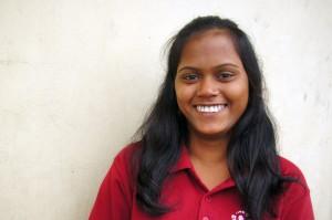 FairMail India photographer Ankita