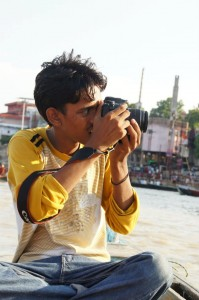Anil in action