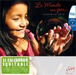 Fair Trade FairMail Calendar 2013