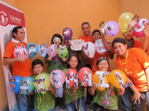 FairMail Peru celebrating 7 years FairMail