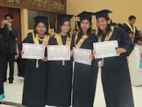 Cinthia graduating