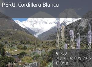 FairMail photography trip to the Cordillera Blanca