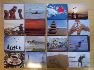 16 new FairMail postcards