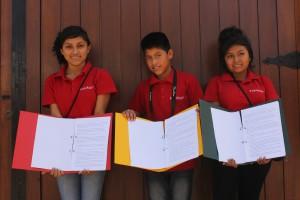 The three new FairMail teenagers