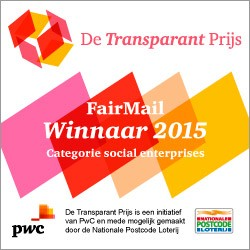FairMail wins the Transparency Prize 2015