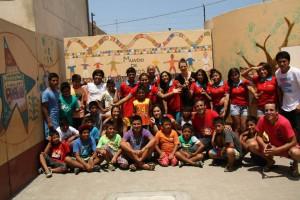 FairMail Peru and Mundo de Ninos team together