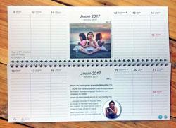 Yoga Calendar 2017
