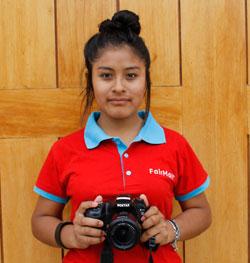 FairMail Peru photographer Julissa