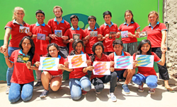 FairMail Peru's #Agents of Change united