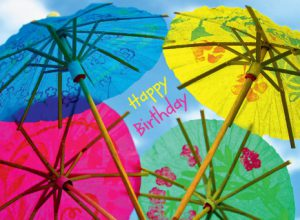 Fairtrade Birthday Card