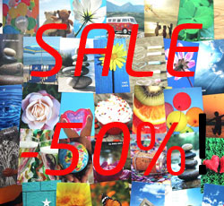 sale on fair trade greeting cards
